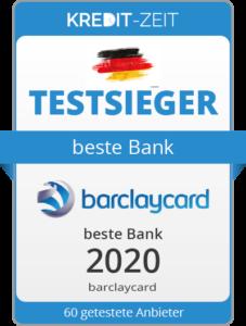 Barcalycard ist die beste Bank in unserem großen Vergleichstest