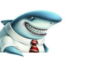 Sie wollen einen Kredithai finden - ob das eine gute Idee ist?