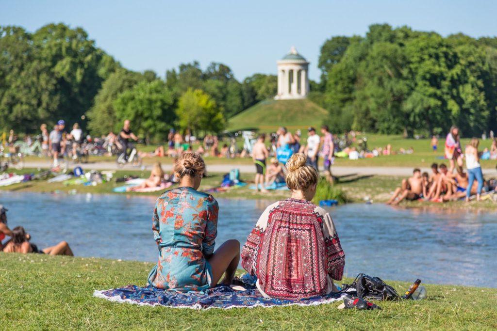 München ist eine der Schwarmstädte in Deutschland