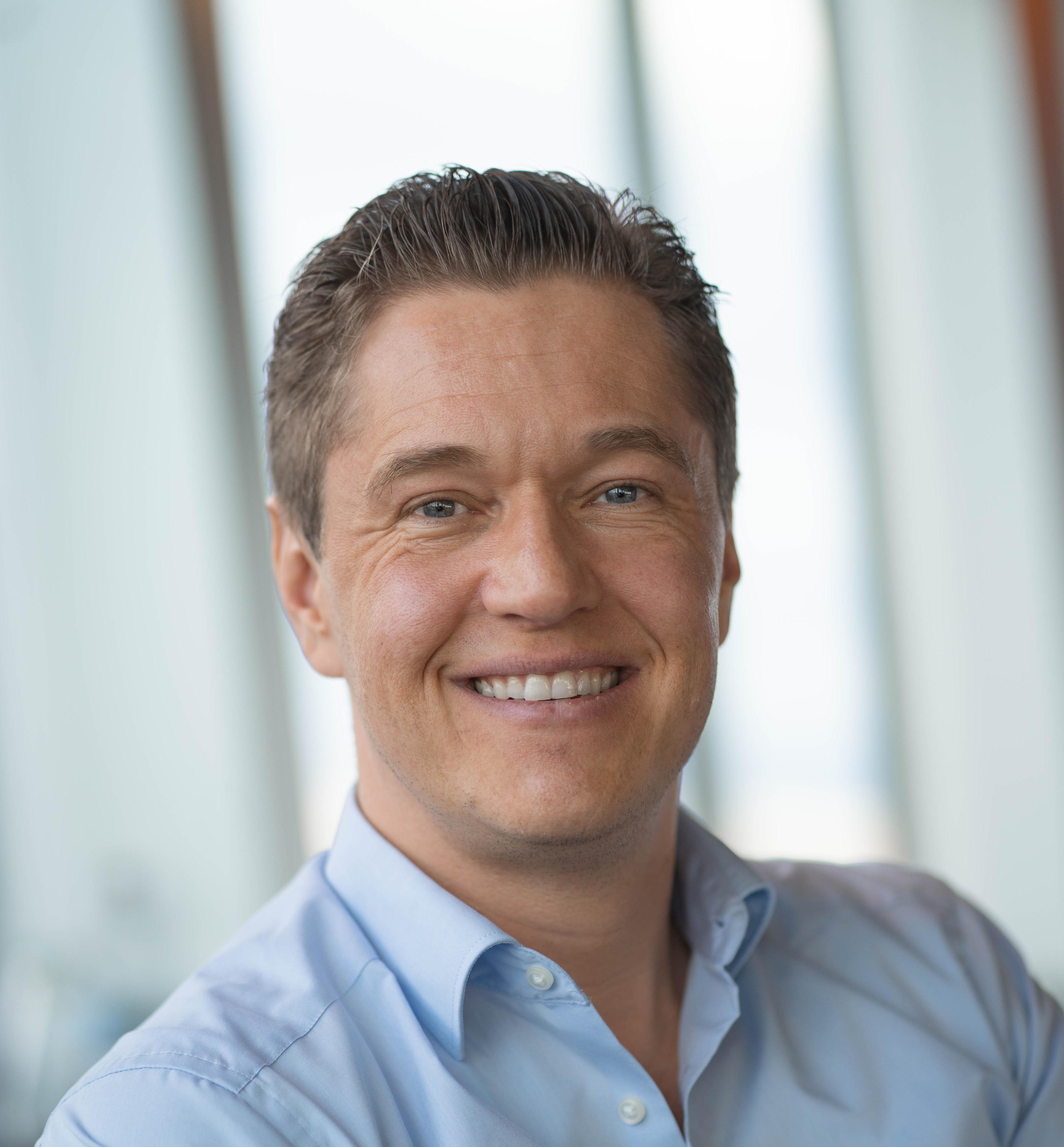 Geschäftsführer Thomas Mücke